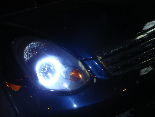 Infiniti - G35 - LED - Strip 06